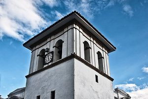 The Clock Tower of Popayan