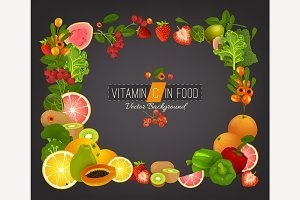 Vitamin C Background
