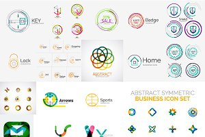 Company logo designs set 6