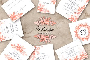 Foliage Wedding Suite No.1