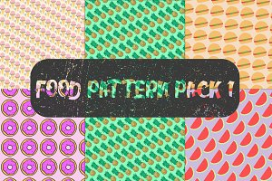 Food Pattern Pack 1