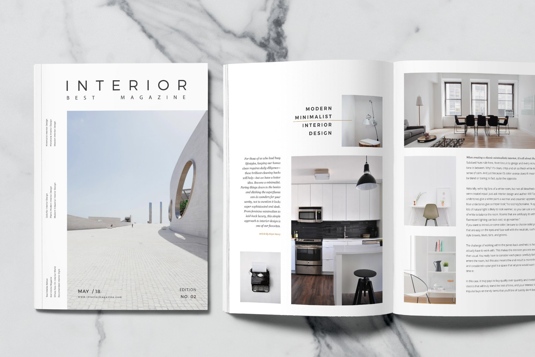 Western Interior Design Magazine