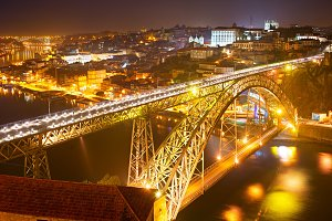 Dom Luis bridge, Porto