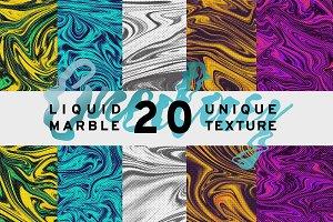 Oneday Liquid Marble Texture