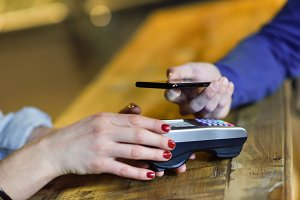 NFC Mobile payment