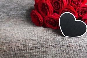 Valentine concept