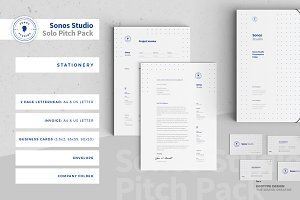 Sonos Corporate Stationery