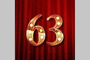 63 years anniversary