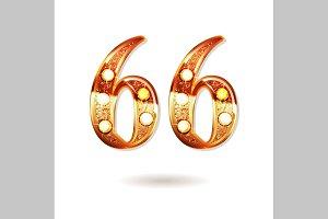 66 years anniversary