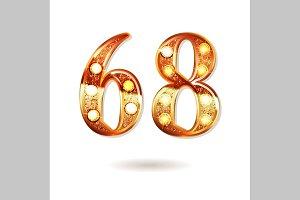 68 years anniversary