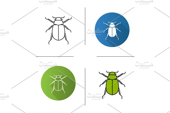European Chafer Icon