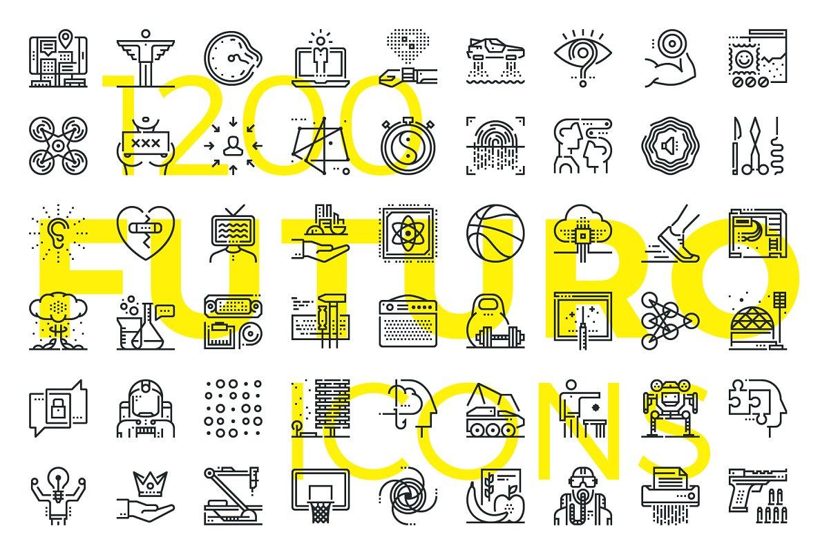 Futuro Line Icons