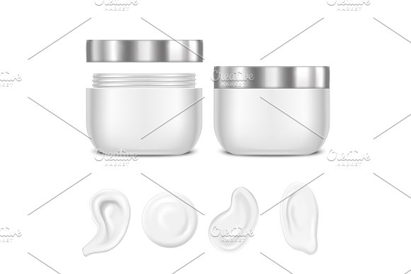 Swirl Or Foam And Jar Cream Set