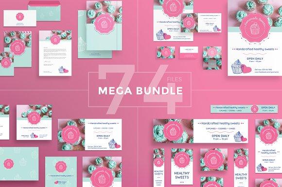 Mega Bundle Homemade Sweets