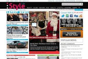 StyleLife Lifestyle Magazine Theme
