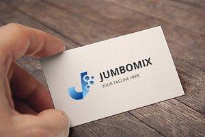 Letter J (Jumbomix) Logo