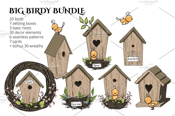 Big Birdy Bundle