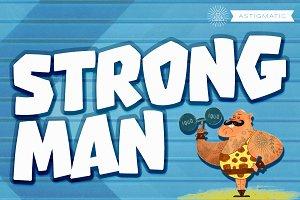 Strongman AOE