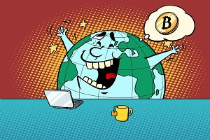 the good news about bitcoin