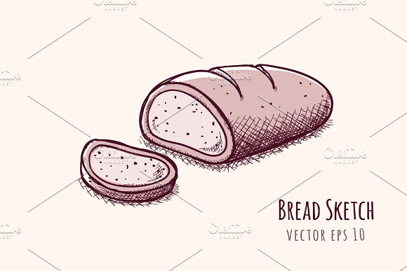 Bread Sketch