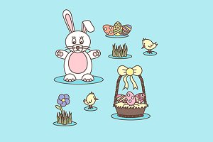 Easter set
