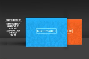 Business Plan Brochure 24 Pages
