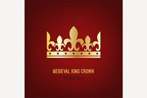 Medieval King Crown