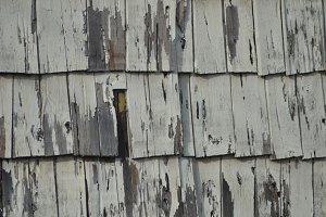 Old Wood Shingles