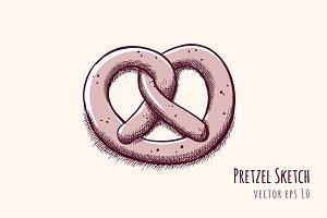 Pretzel Sketch