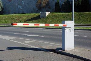 parking barrier
