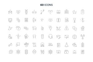 60 Vector Career Icons