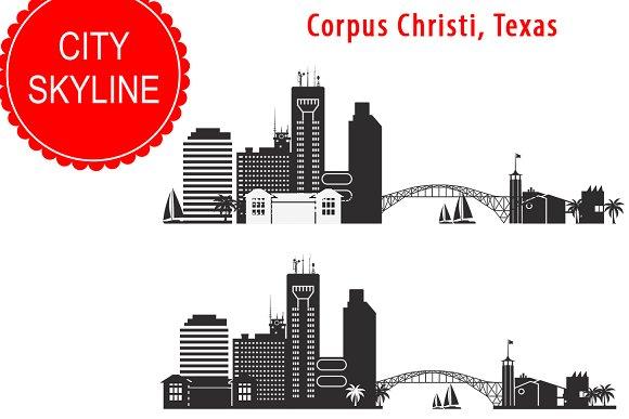 Corpus Christi SVG Texas SVG