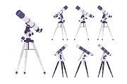 Telescope optical instrument