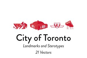 Toronto Landmarks and Stereotypes