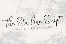 Starline | Beautiful Script Fonts