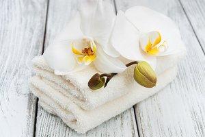 Wellness and spa scene