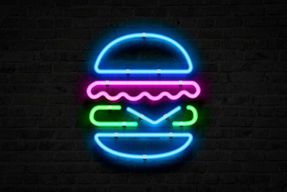 Neon Underground Photoshop Effect in Photoshop Layer Styles - product preview 1