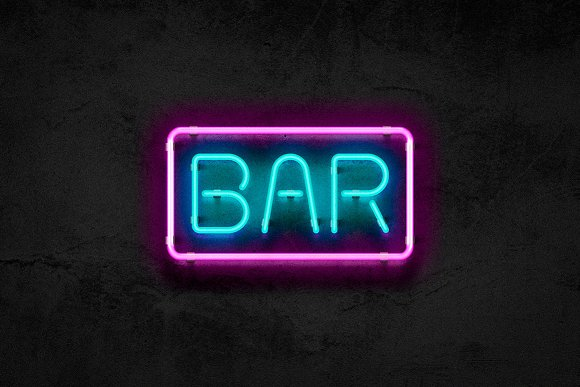 Neon Underground Photoshop Effect in Photoshop Layer Styles - product preview 3
