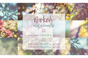 Magic Bokeh Insta Bundle