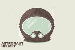 Astronaut Helmet (Vol. 2)