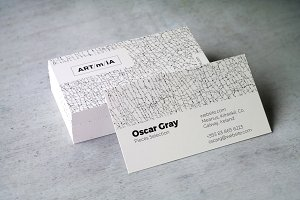 A R T E M I A Business Card