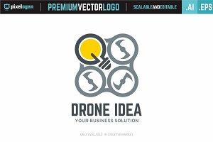 Drone Idea Logo