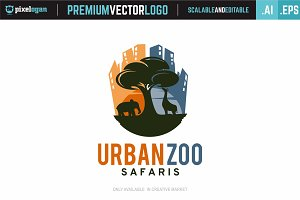 Urban Zoo Logo