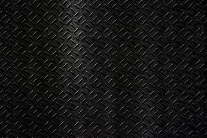 Black metal texture background