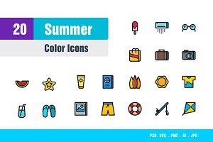 Summer Ions