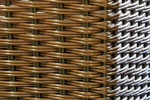 Wicker / Rattan seamless texture