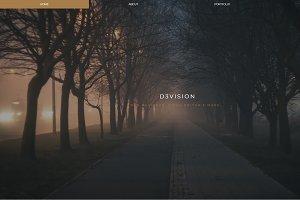 Dawn - Responsive Portfolio Template