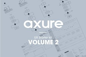 UX Starter library kit for Axure RP