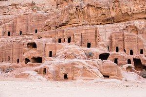 Petra Cave Homes