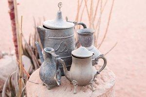 Ancient Petra Pottery
